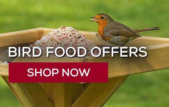 Save on bird food with these bundles. Shop now!