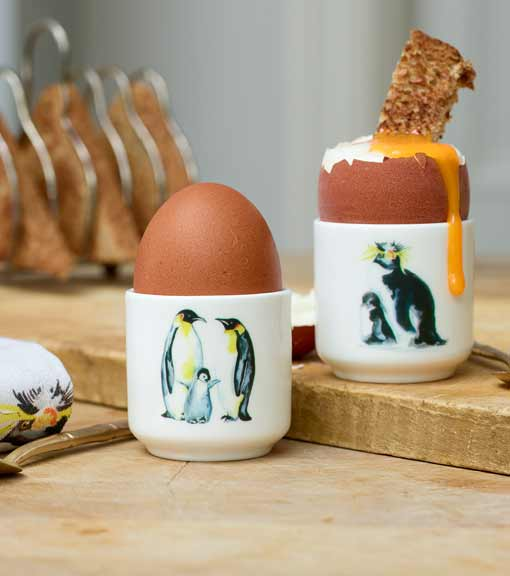 Shop kitchenware, oven gloves and tea towels in the RSPB Penguins collection