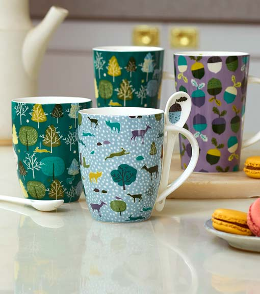 Shop homewares by RSPB Wild wood collection