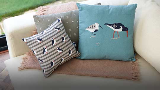 RSPB Home Furnishings