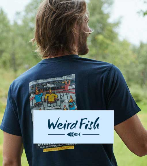 Weird Fish T-Shirts