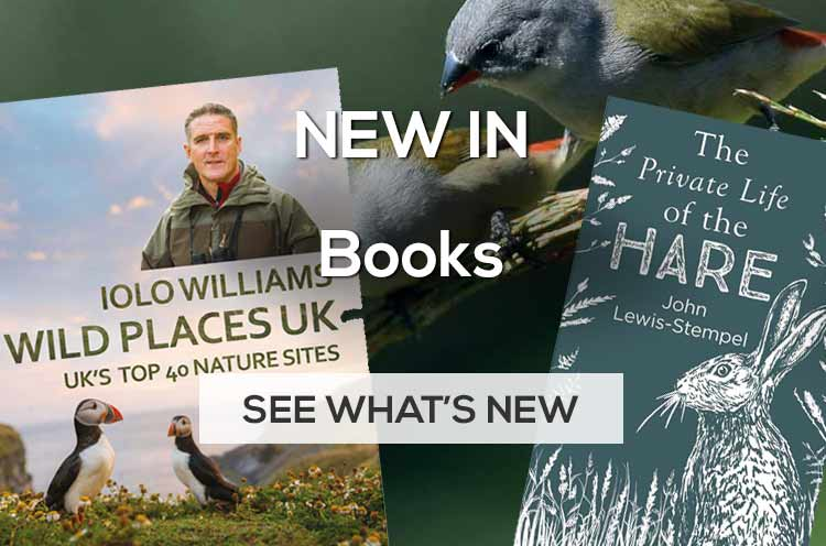 New bird, wildlife and children's books at RSPB Shop 2020