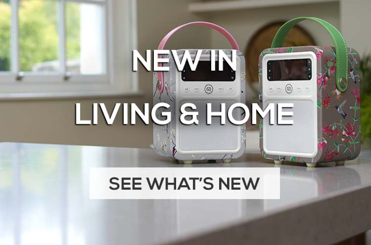 New in living and home
