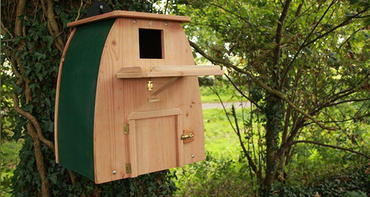RSPB Birds of Prey Nest Boxes