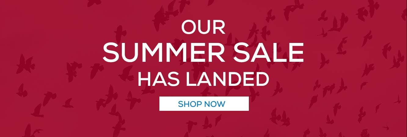 Our summer sale has landed - shop bird gifts now!