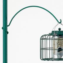 RSPB Bird feeder pole long hook product photo