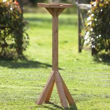 Open bird table product photo