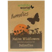 Butterfly attractor seed pack product photo