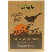 Bird attractor seed pack product photo