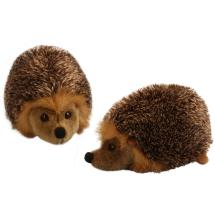 Living Nature hedgehog plush soft toy product photo