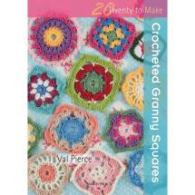 Crocheted Granny Squares product photo