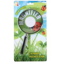 Large magnifying glass product photo