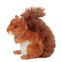 Mini flopsie squirrel product photo