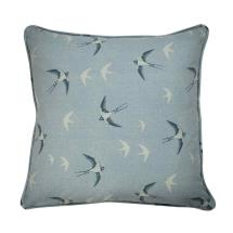 Stuart Jones RSPB cushion, swallows product photo