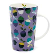 Wild wood latte acorns mug product photo