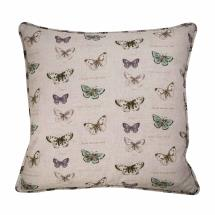 Stuart Jones RSPB cushion, butterflies product photo