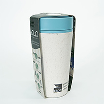 RSPB rCUP - reuseable leak proof insulated mug, 340ml product photo