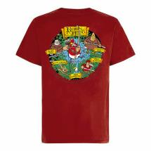 Robin Hood T-Shirt Red, Weirdfish product photo