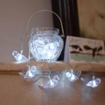 Bird LED string lights product photo