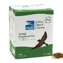 Dried mealworms 2kg product photo