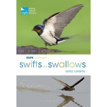 RSPB Spotlight swifts and swallows product photo