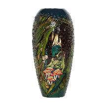 Moorcroft Ancient Woodland vase product photo