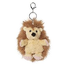 April the hedgehog keyring product photo