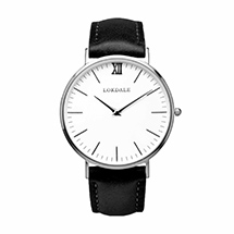 Avocet watch - vintage black strap product photo