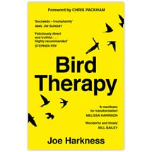 Bird Therapy by Joe Harkness (paperback) product photo