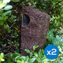 Brushwood tree nester x2 product photo