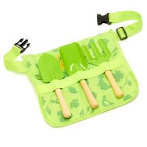 Children's gardening tools belt set product photo