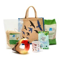 Coffee break bird watch hamper product photo