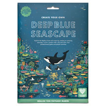 Create your own seascape kit product photo