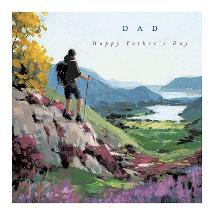 Father's day card product photo