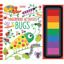 Fingerprint activities bugs product photo