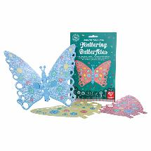 Fluttering butterflies product photo
