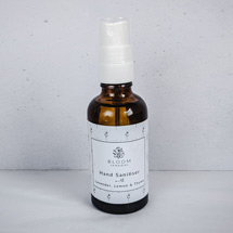 Hand sanitiser gel with lavender, lemon and thyme, 50ml product photo