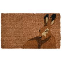 Hare doormat product photo