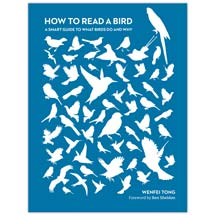 How to Read a Bird: A smart guide to what birds do and why product photo