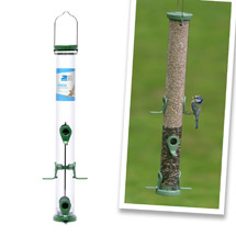 RSPB Ultimate Easy-clean® seed feeder product photo