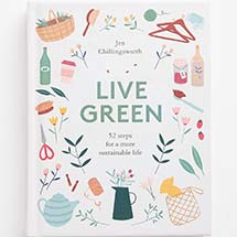 Live Green: 52 steps for a more sustainable life product photo