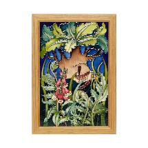 Moorcroft The Major Oak plaque product photo