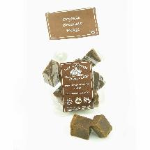 Organic chocolate fudge, 150g product photo