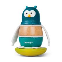 Owl stacker toy product photo