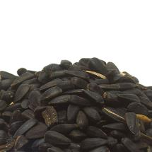 Black sunflower seeds sacks (2 x 12.75kg) product photo