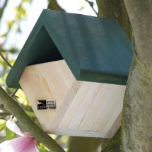 RSPB Robin and wren diamond nestbox product photo