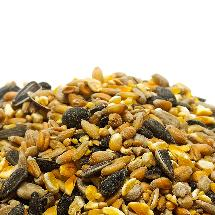 Table mix bird seed product photo
