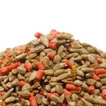 Favourites blend bird food sacks (12.75kg x2) product photo