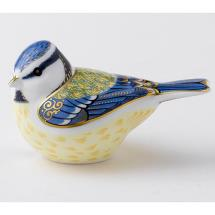 Royal Crown Derby, Blue Tit paperweight product photo