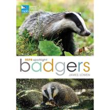 RSPB Spotlight badgers product photo